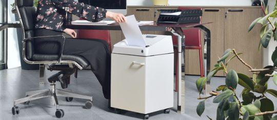destructeur de papier, broyeur papier, destructeur de documents